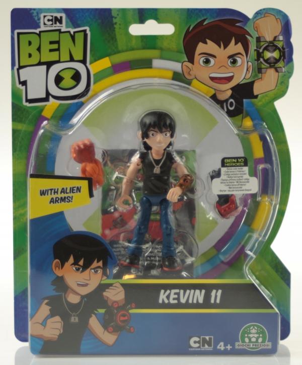 Ben 10: Figurka podstawowa 13 cm seria 7 - Kevin 11 (BEN39610)