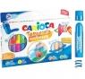 Farby w sztyfcie - 24 kolory CARIOCA