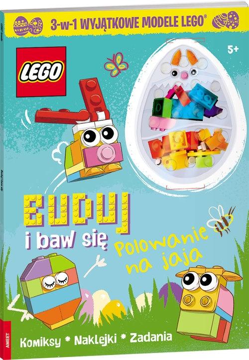 Lego Iconic. Buduj i baw się. Opracowanie zbiorowe