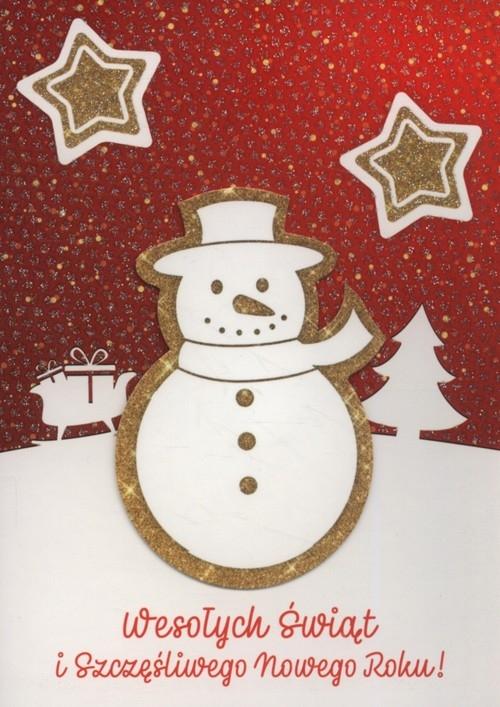 Karnet Boże Narodzenie 3D B6 3D-BNB 172304