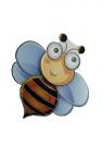 Naklejka dekoracyjna 3D duża Pszczoła
