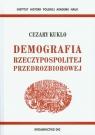 Demografia Rzeczypospolitej przedrozbiorowej