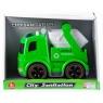 Samochód Mega Creative ciężarówka-śmieciarka światło i dźwięk (459567)