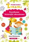 Przedszkole Żyrafki. Żyrafkowe historyjki obrazkowe
