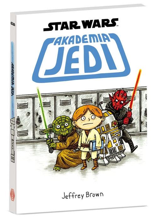 Star Wars Akademia Jedi (SGN1) Brown Jeffrey