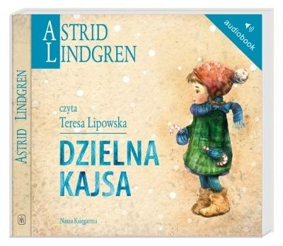 Dzielna Kajsa (Audiobook) Lindgren Astrid