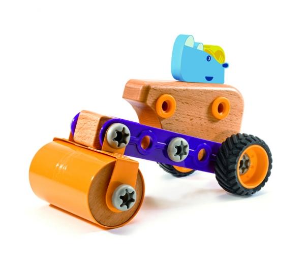 Walec hipopotam konstrukcja (DJ06693)
