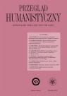 Przegląd Humanistyczny 2019/4