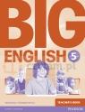 Big English 5 TB Mario Herrera, Christopher Sol Cruz
