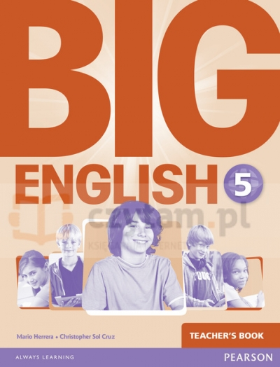Big English 5 TB Mario Herrera, Christopher Sol Cruz