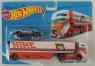 Hot Wheels: Ciężarówka Speedway Hauler (BDW51/DKF82) Wiek: 3+
