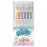Długopisy żelowe Colorino Pastel, 6 kolorów (80905PTR)