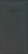 Kalendarz 2014 A6 11T Granatowy kieszonkowy