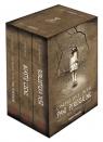 Pakiet. Osobliwy dom Pani Peregrine / Miasto Cieni / Biblioteka Dusz
