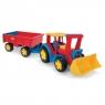 Gigant Traktor Ładowarka z Przyczepą (66300)
