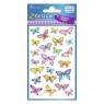Naklejki kreatywne - motyle (4390)