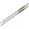 Berlingo: Ołówek Hybrid, HB, okrągły, zaostrzony mix wzorów