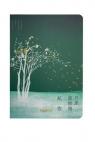 Notes B6/96K Drzewa zielony