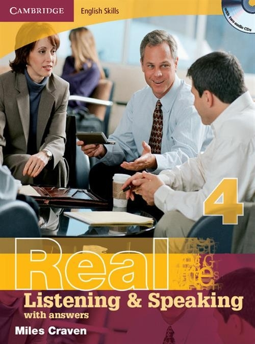 Cambridge English Skills Real Listening and Speaking with answers + 2CD Craven Miles