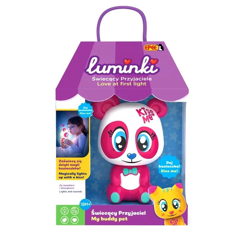 Luminki - Świecący przyjaciel Pandzia Bella