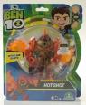 Ben 10: Figurka podstawowa 13 cm seria 8 - Hot Shot (BEN43100)