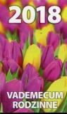 Kalendarz 2018 Vademecum Rodzinne Tulipany