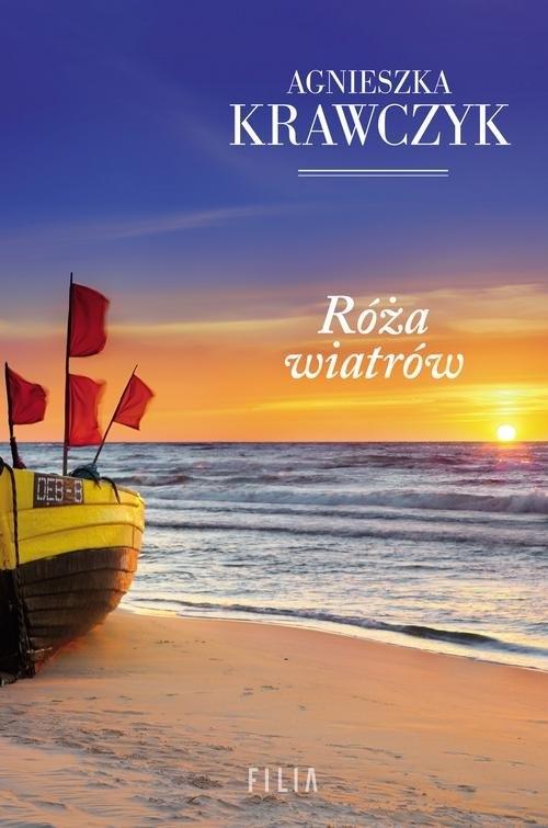 Róża wiatrów Krawczyk Agnieszka