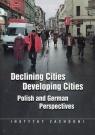 Declining Cities Developing Cities Polish and German Perspectives Nowak Marek, Nowosielski Michał
