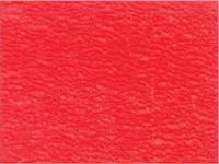Krepina dekoracyjna czerwień kd-589