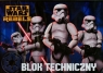 Blok techniczny A4 Star Wars Rebel 10 kartek