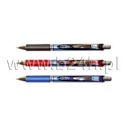 Cienkopis żelowy kulkowy Energel 0,5mm niebieski (BLN75)