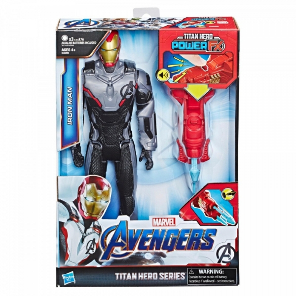 Figuka Avengers Power FX (E3298)