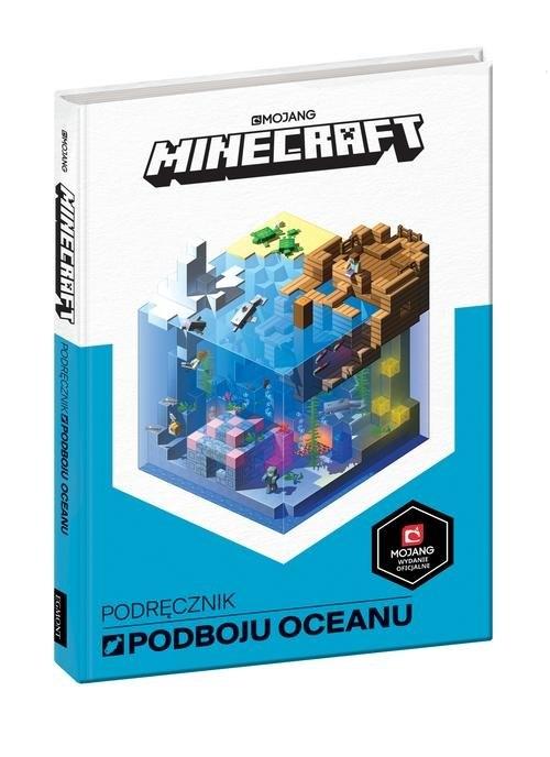 Minecraft Podręcznik podboju oceanu Milton Stephanie