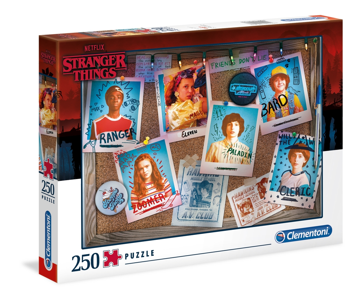 Puzzle 250: Stranger Things (29103)