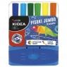 Pisaki Jumbo 12 kolorów w pudełku