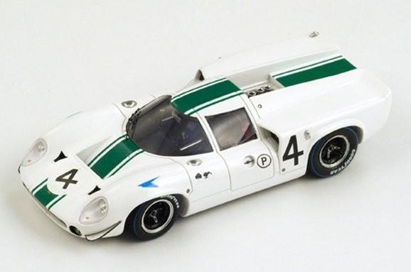 SPARK Lola T70 MK3 #4 Hu lme/Brabham