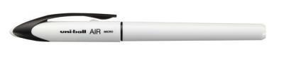 Pióro kulkowe Uni UBA-188 Air Micro białe wkład niebieski .