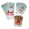 Kartki - 8 sztuk CHRISTMAS JOY