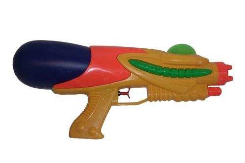 Pistolet na wodę 2 lufy 36 cm