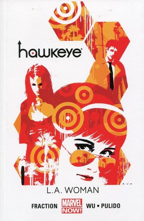 Hawkeye Tom 3: L.A. Woman Fraction Matt
