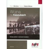 Wojna na Kaszubach + CD Borchers Roland, Madoń-Mitzner Katarzyna