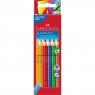 Kredki ołówkowe Jumbo Grip 6 szt. (110906)