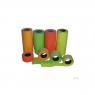 Taśma Tovel zielona 26x16 K dwurzędowa prosta