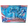 Niebieski robot transformujący (DA025525)