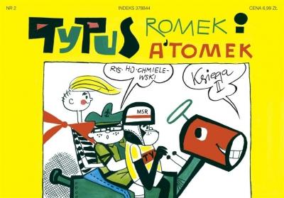 Tytus, Romek i A'Tomek. Księga II Henryk Jerzy Chmielewski