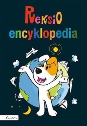 Reksio Encyklopedia (Uszkodzona okładka)