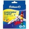 Pisaki Colorella Super C411 8 kolorów