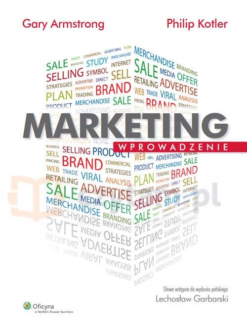 Marketing Wprowadzenie Kotler Philip, Armstrong Gary