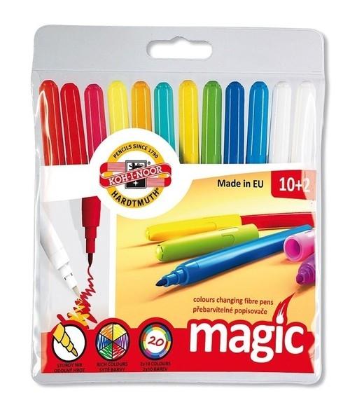 Flamastry Magic 10+2