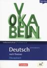 Lextra - Deutsch als Fremdsprache Übungsbuch Aufbauwortschatz